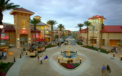 Destin Commons and Silver Sands Outlets